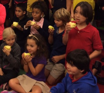 2016 Golden Apple Recipients - Champions For Learning - The Education Foundation of Collier County