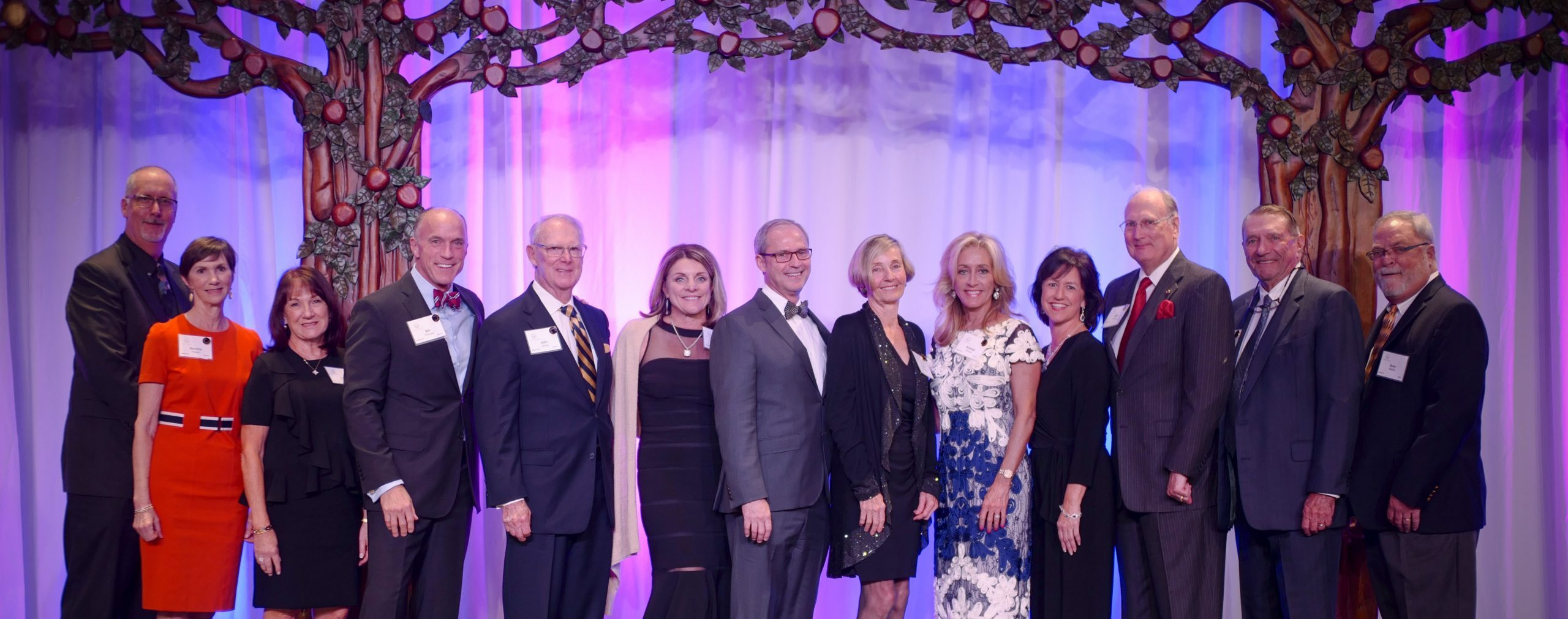 Heart of the Apple Honorees | Champions For Learning
