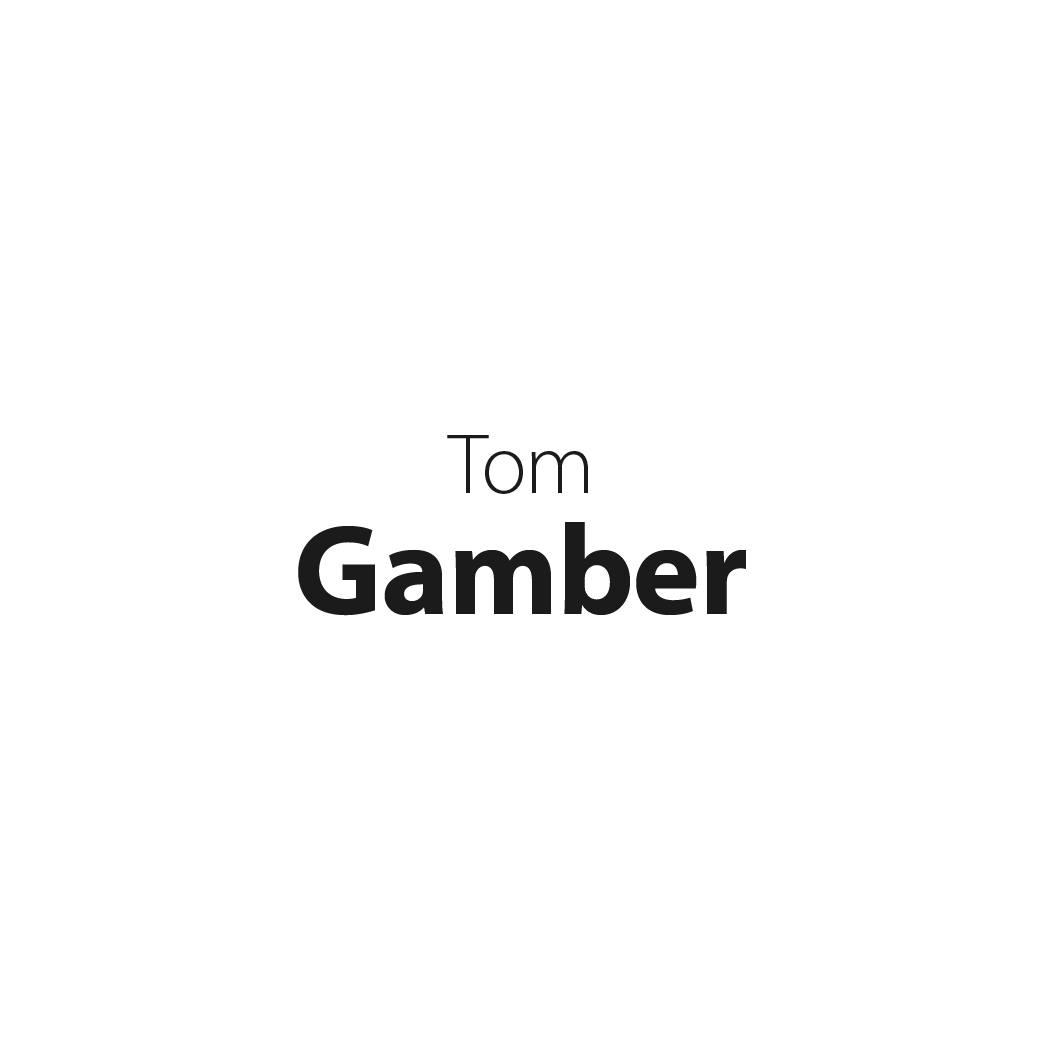Tom Gamber - 5K Donor 2020 for Champions For Learning