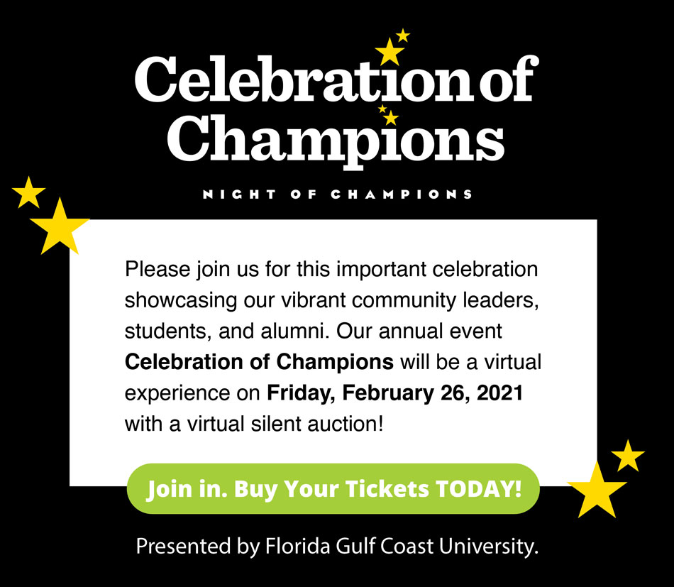 Celebration of Champions 2/26/2021 | Champions for Learning