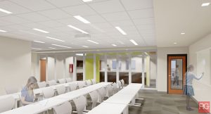 Frank & Ellen Innovation Center Classroom | Champions for Learning