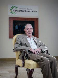 Mr. Frank Daveler, Champions for Learning's Center for Innovation in Learning