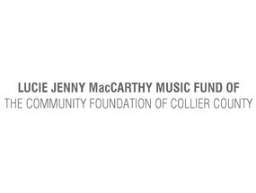 Lucie Jennt MacCarthy Music Fund of The Community Foundation of Collier County - Champions For Learning Donor