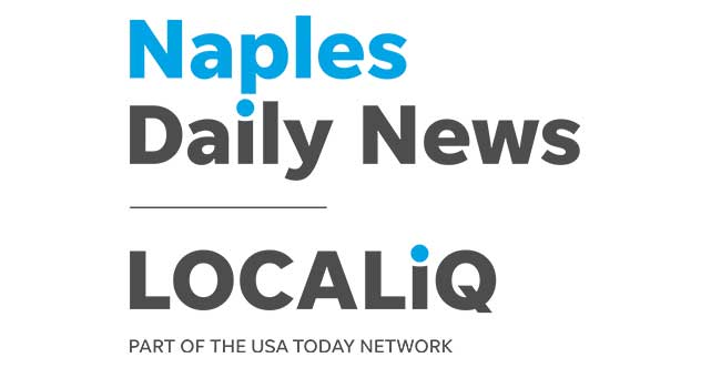 Naples Daily News and LocaliQ Company Logo   Glass Slipper Champions for Learning Event Sponsor