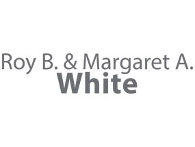 Roy B. & Margaret A. White - Champions For Learning Donor