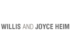 Willis and Joyce Heim - Champions For Learning Donor